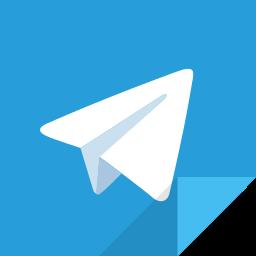 communication, telegram, telegram logo icon