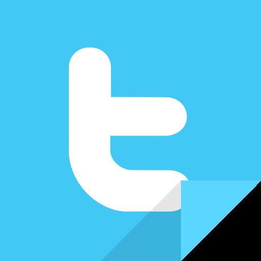 communication, twitter, twitter logo icon