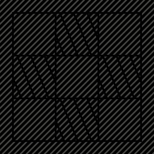 base, canvas, canvass, floor, flooring icon