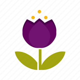 botanic, cultivated, eco, ecology, environment, flower, flowers, leaf, nature, plant icon