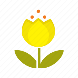 botanic, cultivated, eco, ecology, environment, flower, flowers, garden, leaf, nature, plant icon