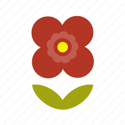 botanic, cultivated, eco, ecology, environment, flower, leaf, nature, plant icon