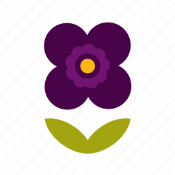 botanic, cultivated, eco, ecology, environment, flower, garden, leaf, nature, plant icon