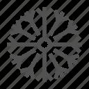 dandelion, flower, garden, nature, spring icon