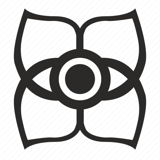 bud, flower, plant, rose icon