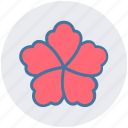 flower, nature, plant, red rose, rose icon