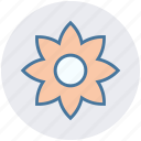 aroma, flower, garden flower, nature, plant icon