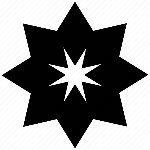 creative, creative design, creative flower, flower, star shape icon