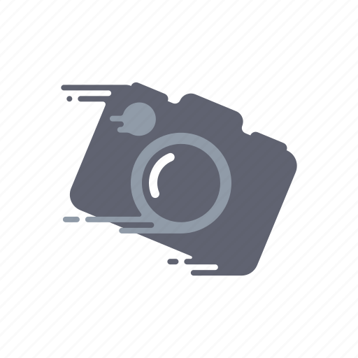 camera, fast, image, motion, photography, speed, streak icon