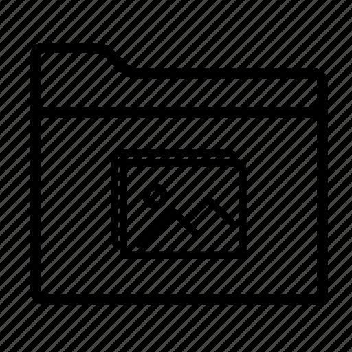 documents, folder, folder photos, folders, gallery, gallery folder, photos folder icon