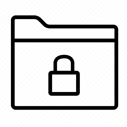 floder lock, folder, folders, key, lock, lock folder, password icon