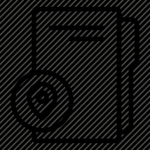 computer folder, data folder, folder, folder location, folder place, folder storage icon
