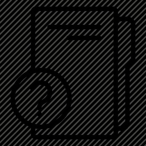 about folder, computer folder, data folder, folder, folder storage, help icon