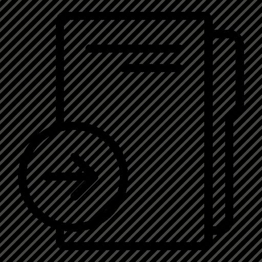 computer folder, data folder, folder, folder storage, move folder, next folder icon