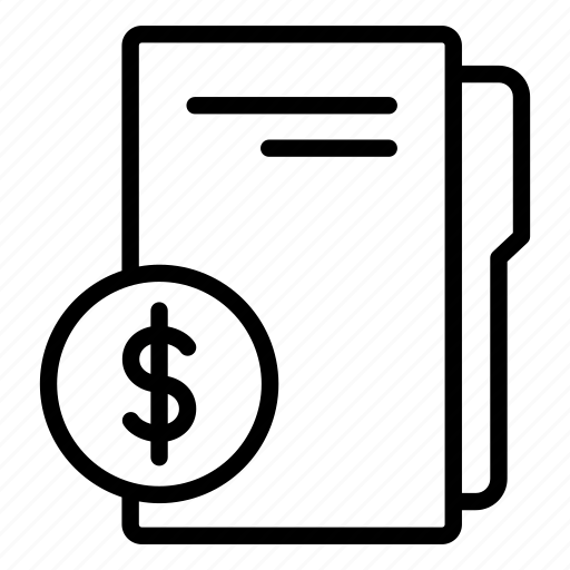 account folder, computer folder, data folder, financial folder, folder, folder storage icon