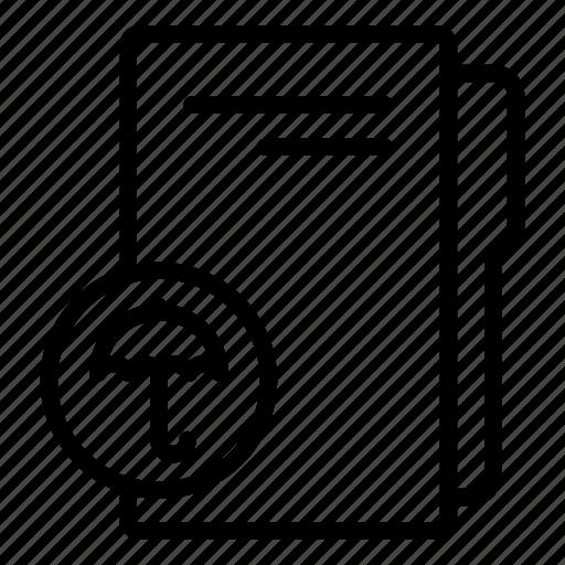 computer folder, data folder, folder, folder security, folder storage, secured folder icon