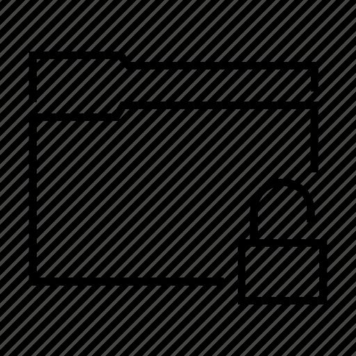 data, document, file, folder, unlocked icon