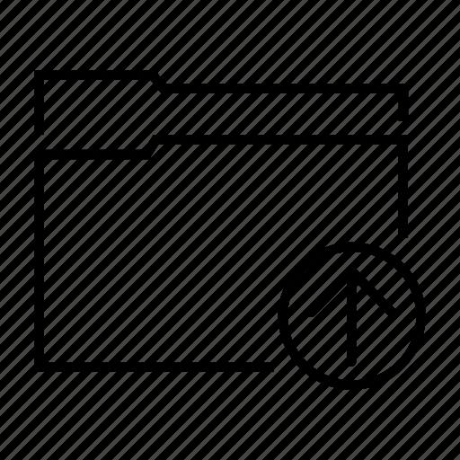 data, documents, file, folder, upload icon