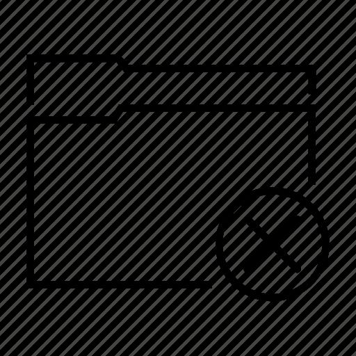 data, delete, documents, file, folder icon