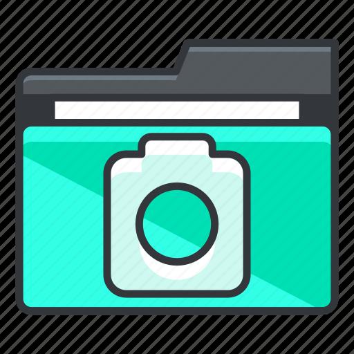 camera, file, folder, folders, photo, photography icon