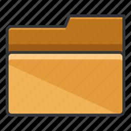 folder, folders, organize, storage icon