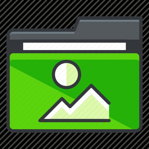 file, folder, folders, image, photo, picture icon