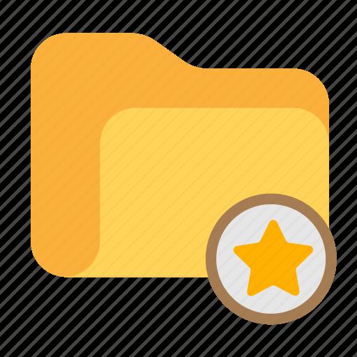 bookmark, catalog, catalogue, directory, folder, star icon