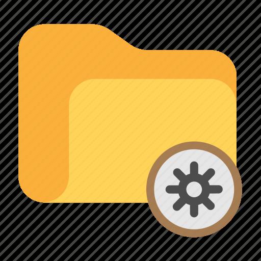 directory, edit, folder, preferences, settings icon