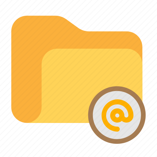 catalog, catalogue, directory, email, folder, message icon