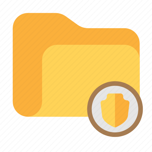 catalog, catalogue, directory, folder, secure, security icon