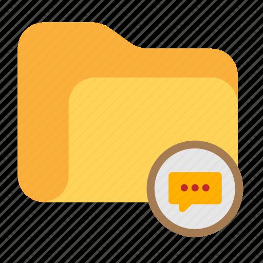 catalog, catalogue, chat, dialogue, directory, folder, message icon