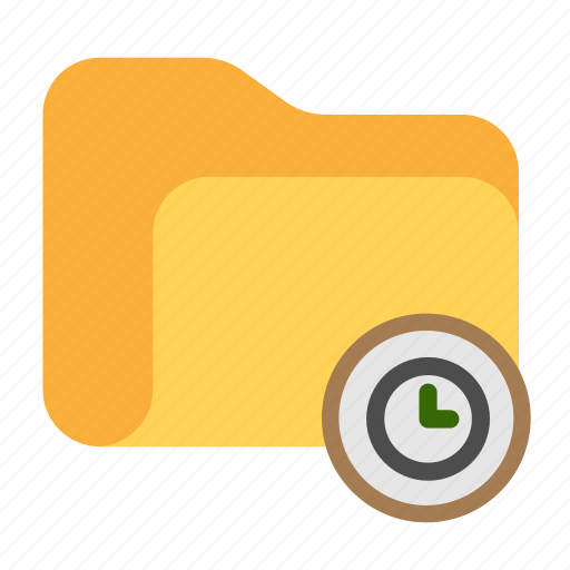 catalog, catalogue, clock, directory, folder, time icon