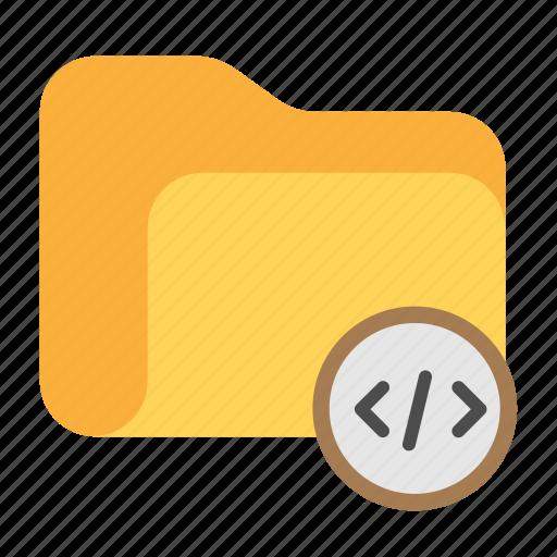 catalog, catalogue, code, directory, folder, programming, source icon