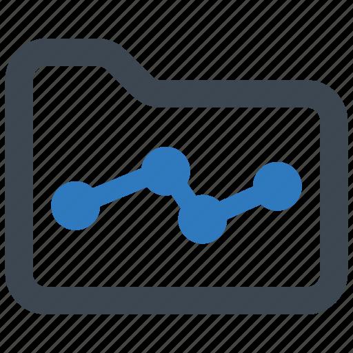 Analytics, folder, statistics icon - Download on Iconfinder
