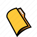 closed, folder icon