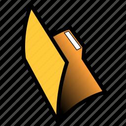 empty, folder, folders icon