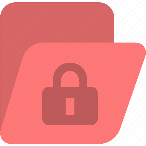 archives, document, documents, files, folder, lock icon