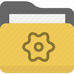 archives, business, configration, document, documents, folder, office icon