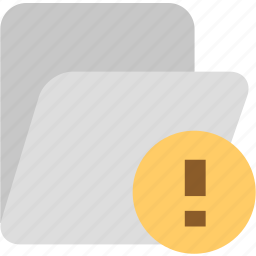 archives, documents, folder, office icon