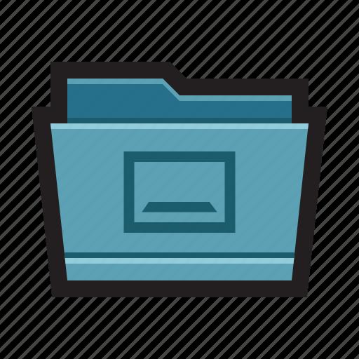 desktop, directory, folder, mac, root, window icon
