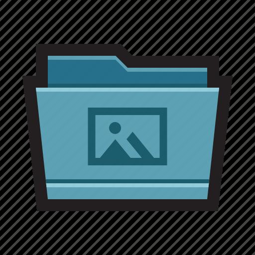 album, folder, images, mac, photo, pictures icon