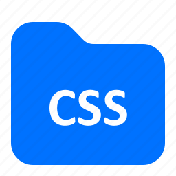archive, css, folder, format icon