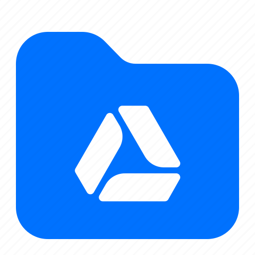 archive, drive, folder, google icon