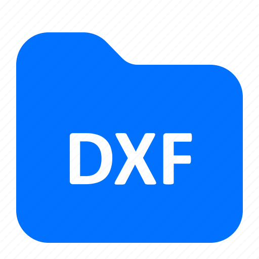 archive, dxf, folder, format icon