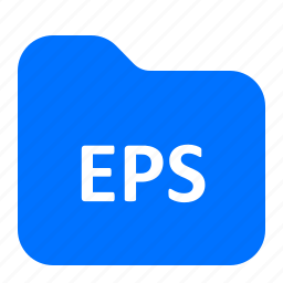 archive, eps, folder, format icon