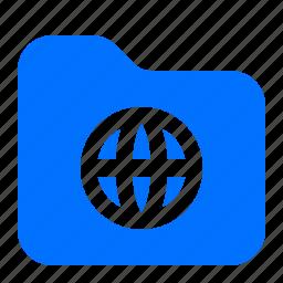 archive, folder, internet, net icon