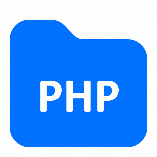 archive, folder, format, php icon