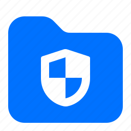 archive, file, folder, security icon