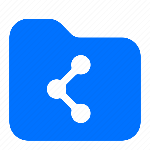 archive, file, folder, share icon