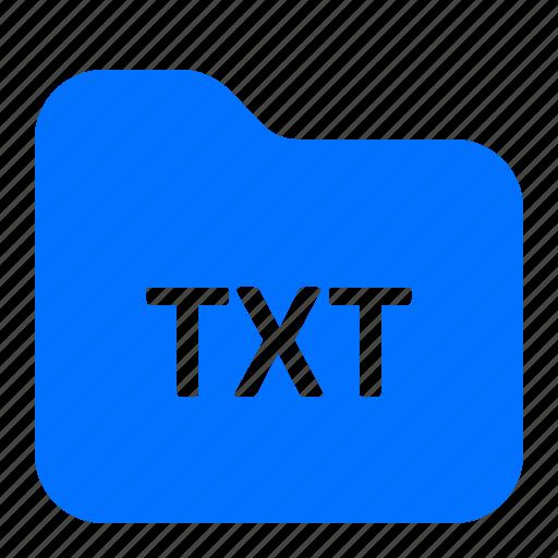 archive, file, folder, txt icon